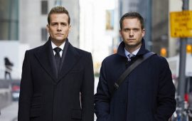 "Spin-off de ""Suits"" se chamará ""Suits: Second City"""