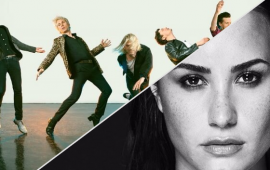 Franz Ferdinand confirma e Demi Lovato cancela shows no Brasil