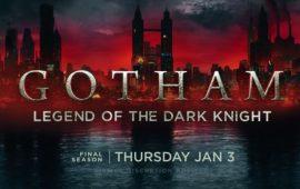 Veja o trailer da última temporada de Gotham