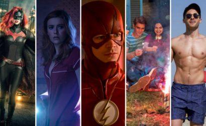 The CW renova 13 séries!