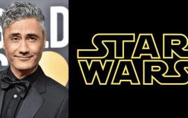 Star Wars: Taika Waititi irá dirigir novo filme da franquia