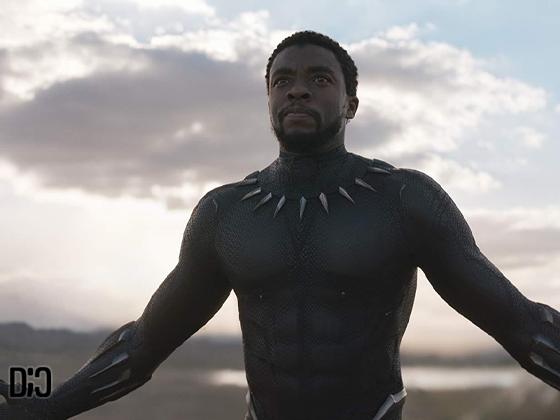 Chadwick Boseman, o Pantera Negra, morre aos 43 anos