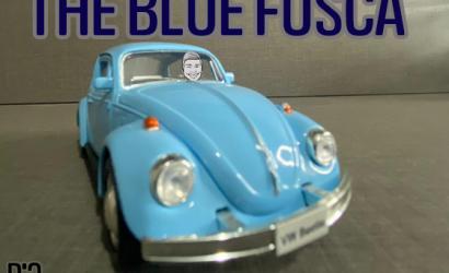 Conheça a história do Fusca azul